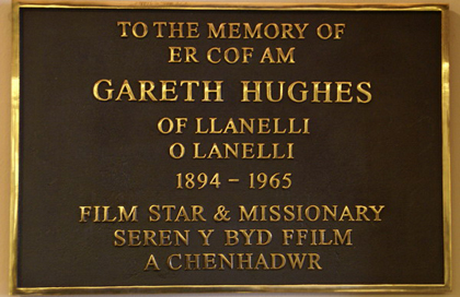 Gareth Hughes : The First Welsh Film Star & Missionary ...